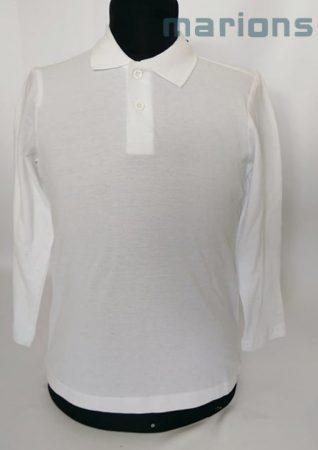 Marions fehér ing