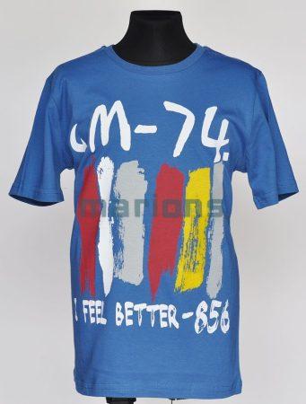 Marions fiú kamasz  póló /   M - 74 /