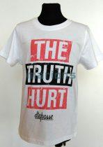 Mix Max fiú kamasz  póló / The truth /