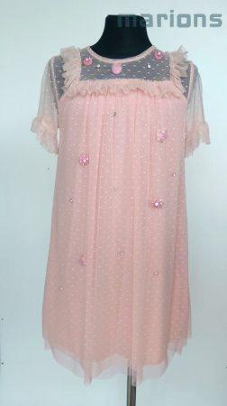 Marions különleges muszlin tunika ruha