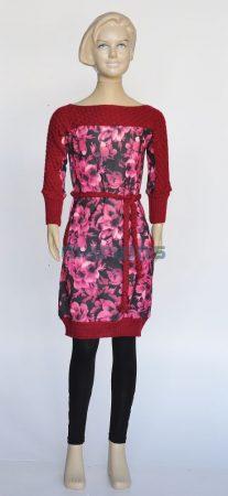 Marions lány gyerek  ruha / virág mintás   /