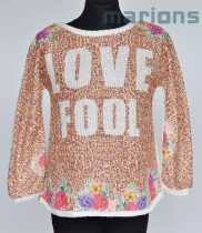 Marions / Lány kamasz  / LOVE FOOL /