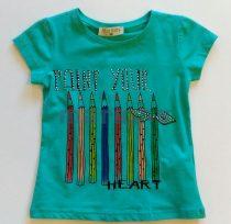 Marions lány gyerek  póló  5 szín / Paint Your/ /