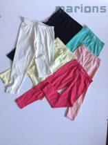 Lány leggings többféle színben