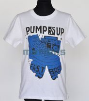 MIX fiú kamasz póló /PUMP   UP/ /