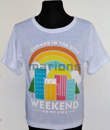 You World  kamasz póló / weekend /