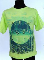 You World fiú gyerek póló /New York City /