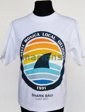 You World  kamasz póló / Shark Bait /