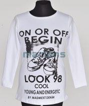 You World  gyerek és kamasz lány  póló / cipős LOOK 98 /