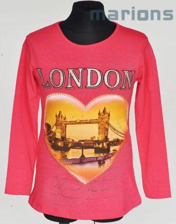 You World   /Lány  gyerek és kamasz póló /  / LONDON/